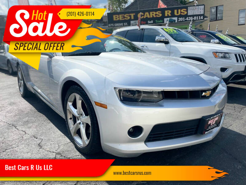2015 Chevrolet Camaro for sale at Best Cars R Us LLC in Irvington NJ