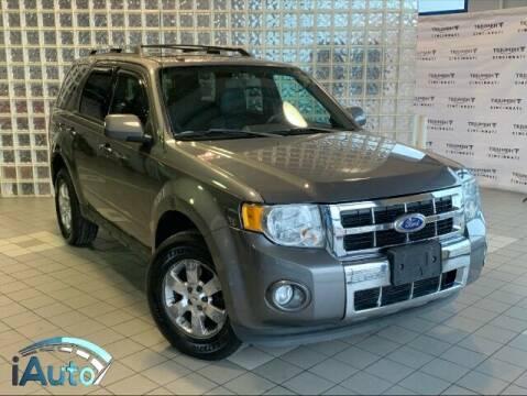 2011 Ford Escape for sale at iAuto in Cincinnati OH