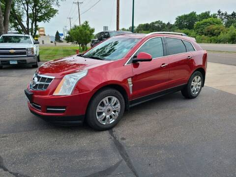 2012 Cadillac SRX for sale at Premier Motors LLC in Crystal MN