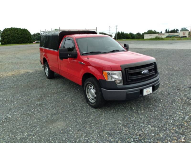 2014 Ford F-150 for sale at Oxford Motors Inc in Oxford PA
