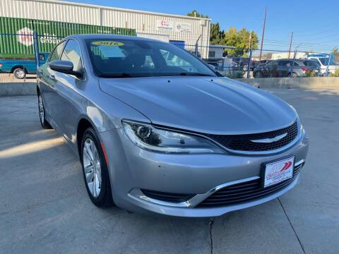 2016 Chrysler 200 for sale at AP Auto Brokers in Longmont CO