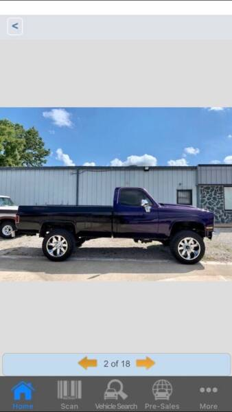 1985 Chevrolet C/K 1500 Series for sale at Fair & Friendly Car & Truck Sales in Foristell MO