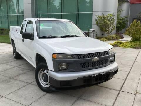 2005 Chevrolet Colorado for sale at Top Motors in San Jose CA
