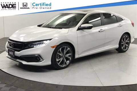 2019 Honda Civic for sale at Stephen Wade Pre-Owned Supercenter in Saint George UT