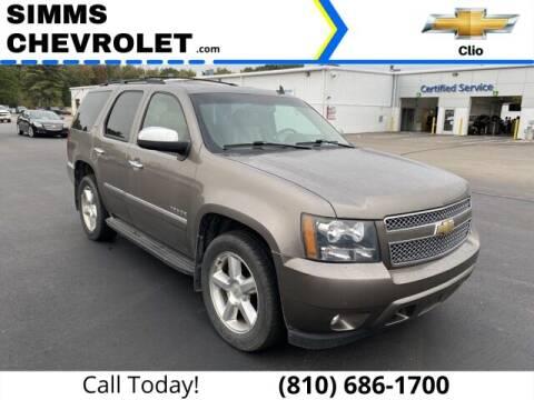 2011 Chevrolet Tahoe for sale at Aaron Adams @ Simms Chevrolet in Clio MI