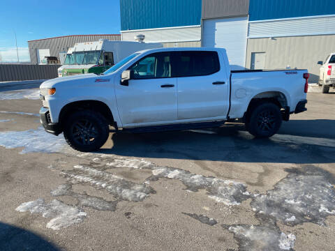 2020 Chevrolet Silverado 1500 for sale at Canuck Truck in Magrath AB