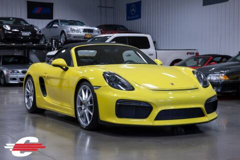 2016 Porsche Boxster for sale at Cantech Automotive in North Syracuse NY