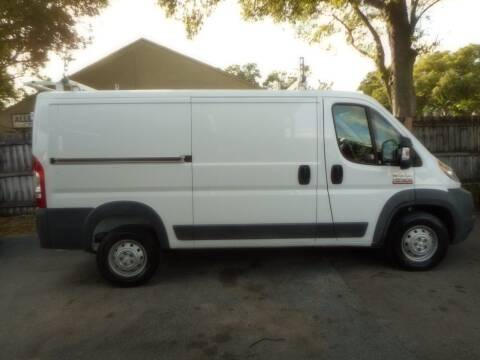 2017 RAM ProMaster Cargo for sale at Florida Suncoast Auto Brokers in Palm Harbor FL