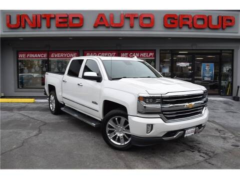 2017 Chevrolet Silverado 1500 for sale at United Auto Group in Putnam CT