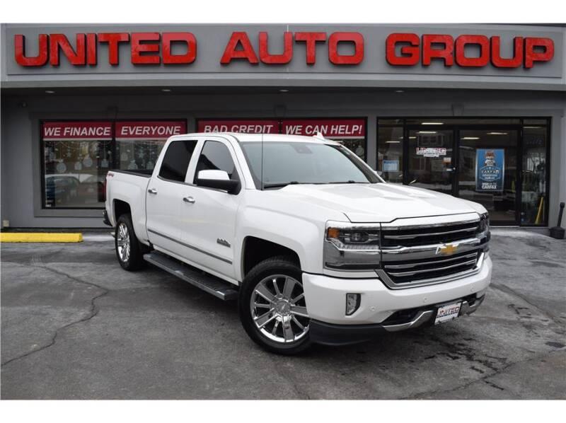 2017 Chevrolet Silverado 1500 for sale at United Auto Group in Putnam CT