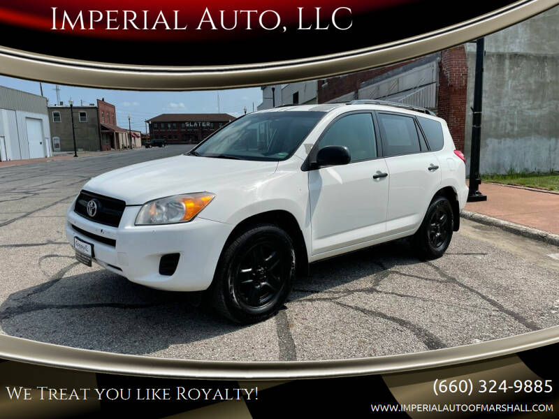 2010 Toyota RAV4 for sale at Imperial Auto, LLC in Marshall MO