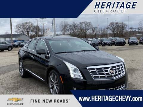 2014 Cadillac XTS for sale at HERITAGE CHEVROLET INC in Creek MI