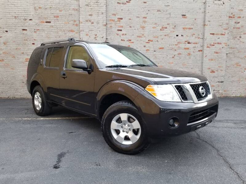 2012 Nissan Pathfinder for sale at GTR Auto Solutions in Newark NJ