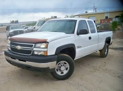 2007 Chevrolet Silverado 2500HD Classic for sale at Samcar Inc. in Albuquerque NM