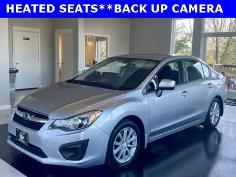 2012 Subaru Impreza for sale at Ron's Automotive in Manchester MD