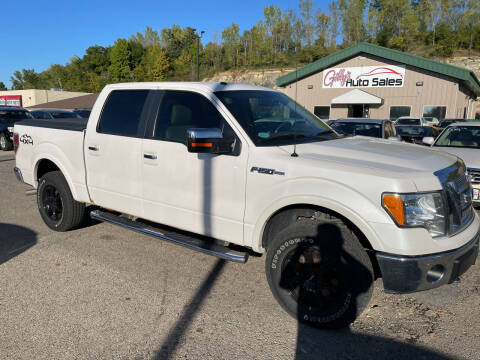 2010 Ford F-150 for sale at Gilly's Auto Sales in Rochester MN