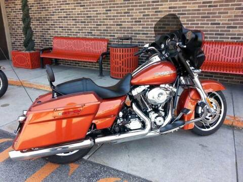 2011 Harley-Davidson Street Glide for sale at Martin Auto Sales in West Alexander PA