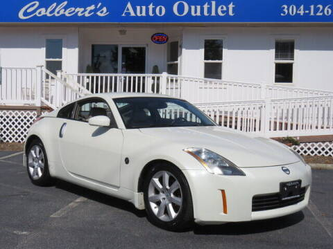 2005 Nissan 350Z for sale at Colbert's Auto Outlet in Hickory NC