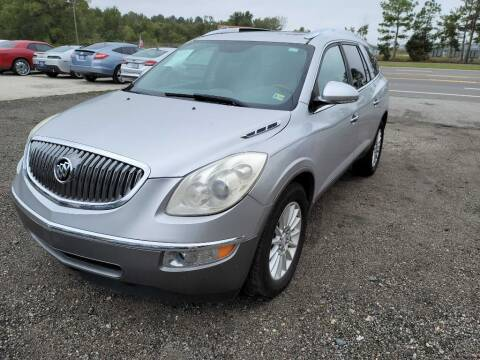 2010 Buick Enclave for sale at Complete Auto Credit in Moyock NC