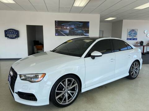 2016 Audi S3 for sale at Used Car Outlet in Bloomington IL