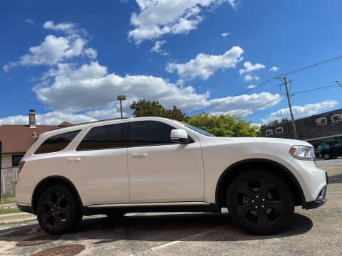 2014 Dodge Durango for sale at Magana Auto Sales Inc in Aurora IL