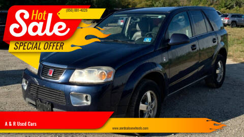 2007 Saturn Vue for sale at A & R Used Cars in Clayton NJ