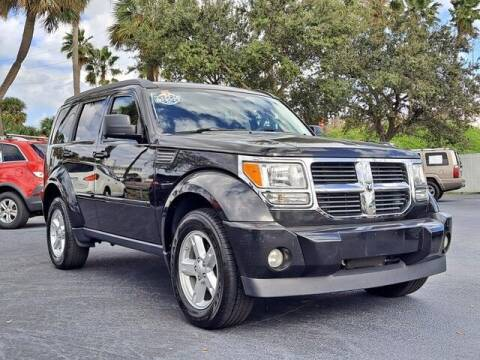 2008 Dodge Nitro for sale at Select Autos Inc in Fort Pierce FL