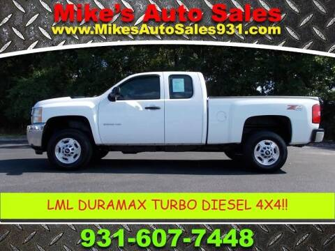 2012 Chevrolet Silverado 2500HD for sale at Mike's Auto Sales in Shelbyville TN