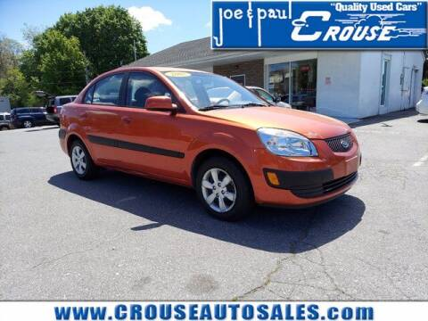 2008 Kia Rio for sale at Joe and Paul Crouse Inc. in Columbia PA