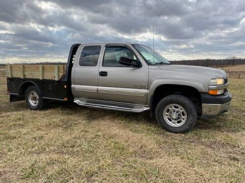 2001 Chevrolet Silverado 2500HD for sale at The Ranch Auto Sales in Kansas City MO