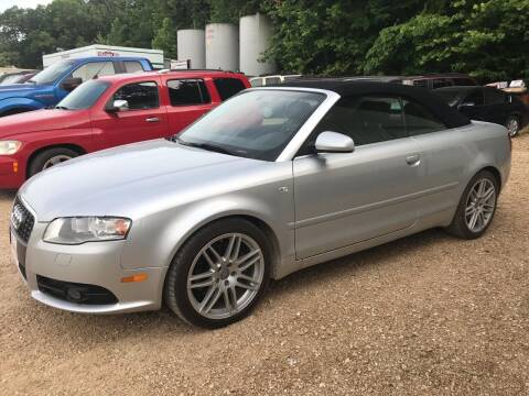 2009 Audi A4 for sale at Schlotzhauer Auto in Gravois Mills MO