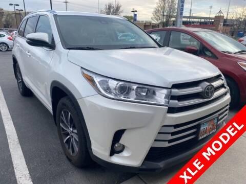 2017 Toyota Highlander for sale at NATE WADE SUBARU in Salt Lake City UT
