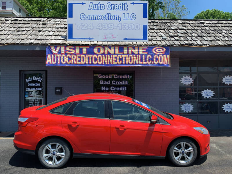 2013 Ford Focus for sale at Auto Credit Connection LLC in Uniontown PA