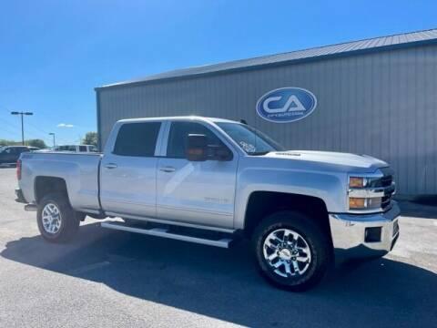 2018 Chevrolet Silverado 2500HD for sale at City Auto in Murfreesboro TN