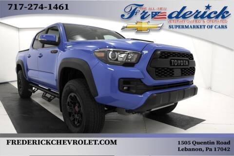 2019 Toyota Tacoma for sale at Lancaster Pre-Owned in Lancaster PA
