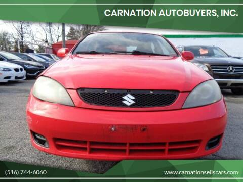 2006 Suzuki Reno for sale at CarNation AUTOBUYERS, Inc. in Rockville Centre NY
