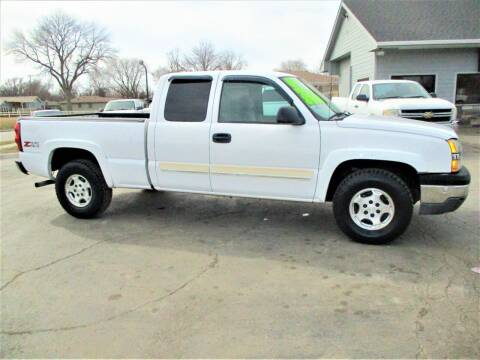 2004 Chevrolet Silverado 1500 for sale at Steffes Motors in Council Bluffs IA