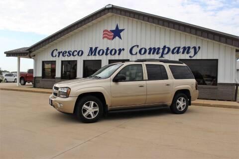 2006 Chevrolet TrailBlazer EXT for sale at Cresco Motor Company in Cresco IA