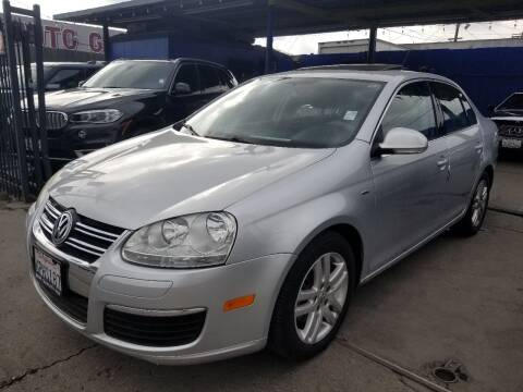 2007 Volkswagen Jetta for sale at Best Quality Auto Sales in Sun Valley CA