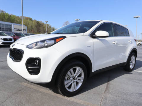 2018 Kia Sportage for sale at RUSTY WALLACE KIA OF KNOXVILLE in Knoxville TN