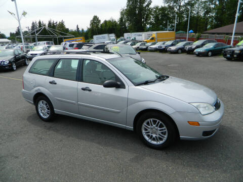 2006 Ford Focus for sale at J & R Motorsports in Lynnwood WA