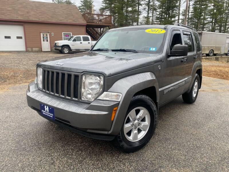 2012 Jeep Liberty for sale at Hornes Auto Sales LLC in Epping NH