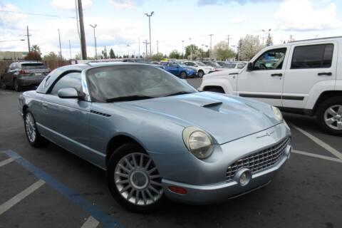 2004 Ford Thunderbird for sale at Choice Auto & Truck in Sacramento CA
