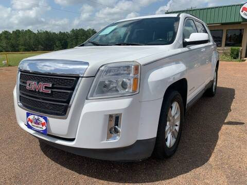2013 GMC Terrain for sale at JC Truck and Auto Center in Nacogdoches TX