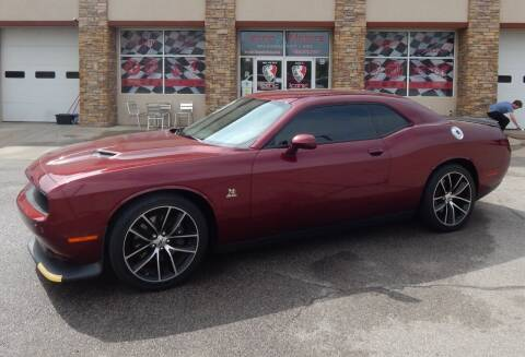 2018 Dodge Challenger for sale at Iconic Motors of Oklahoma City, LLC in Oklahoma City OK