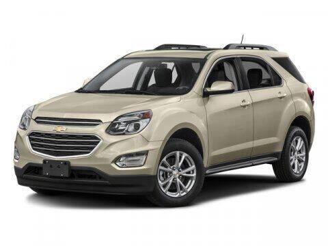 2016 Chevrolet Equinox for sale at Jimmys Car Deals at Feldman Chevrolet of Livonia in Livonia MI