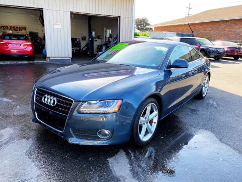 2008 Audi A5 for sale at Dijie Auto Sale and Service Co. in Johnston RI