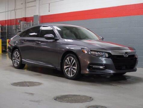 2019 Honda Accord Hybrid for sale at CU Carfinders in Norcross GA