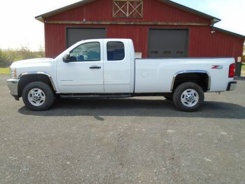 2012 Chevrolet Silverado 2500HD for sale at Celtic Cycles in Voorheesville NY