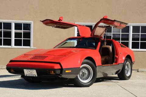 1975 Bricklin SV-1 for sale at Milpas Motors in Santa Barbara CA